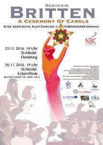 Benjamin Britten: Ceremony of Carol